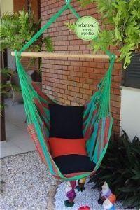 Rede Cadeira - PISTACHE